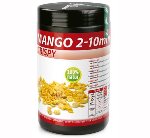 Mango crispy 2-10 mm, 250 gr