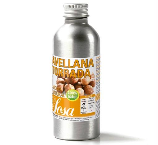 Aroma natural de avellana tostada, 50 gr