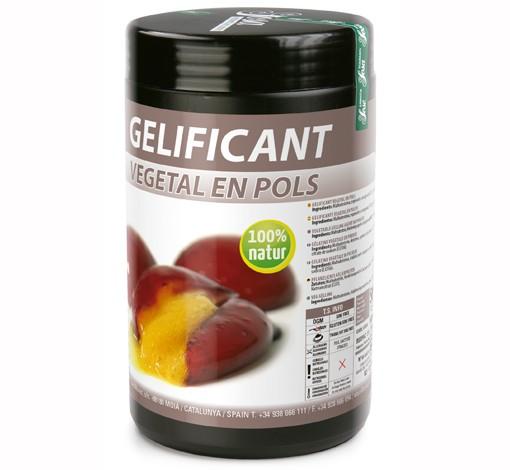 gelatina vegetal sosa